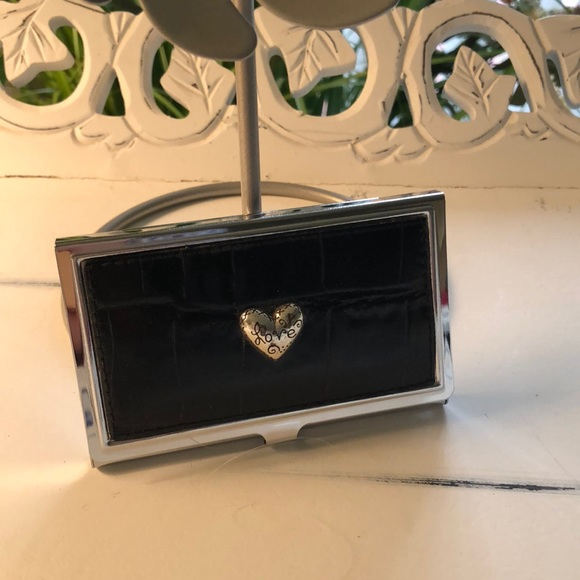 Brighton accessories business card holder poshmark brighton business card holder colourmoves